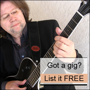 Got A Gig? List it Free!